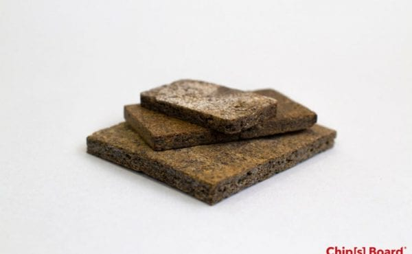 brown building blocks in a pile